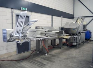 Weber Mcs 902 slicer, with groupers Type: CCA1406