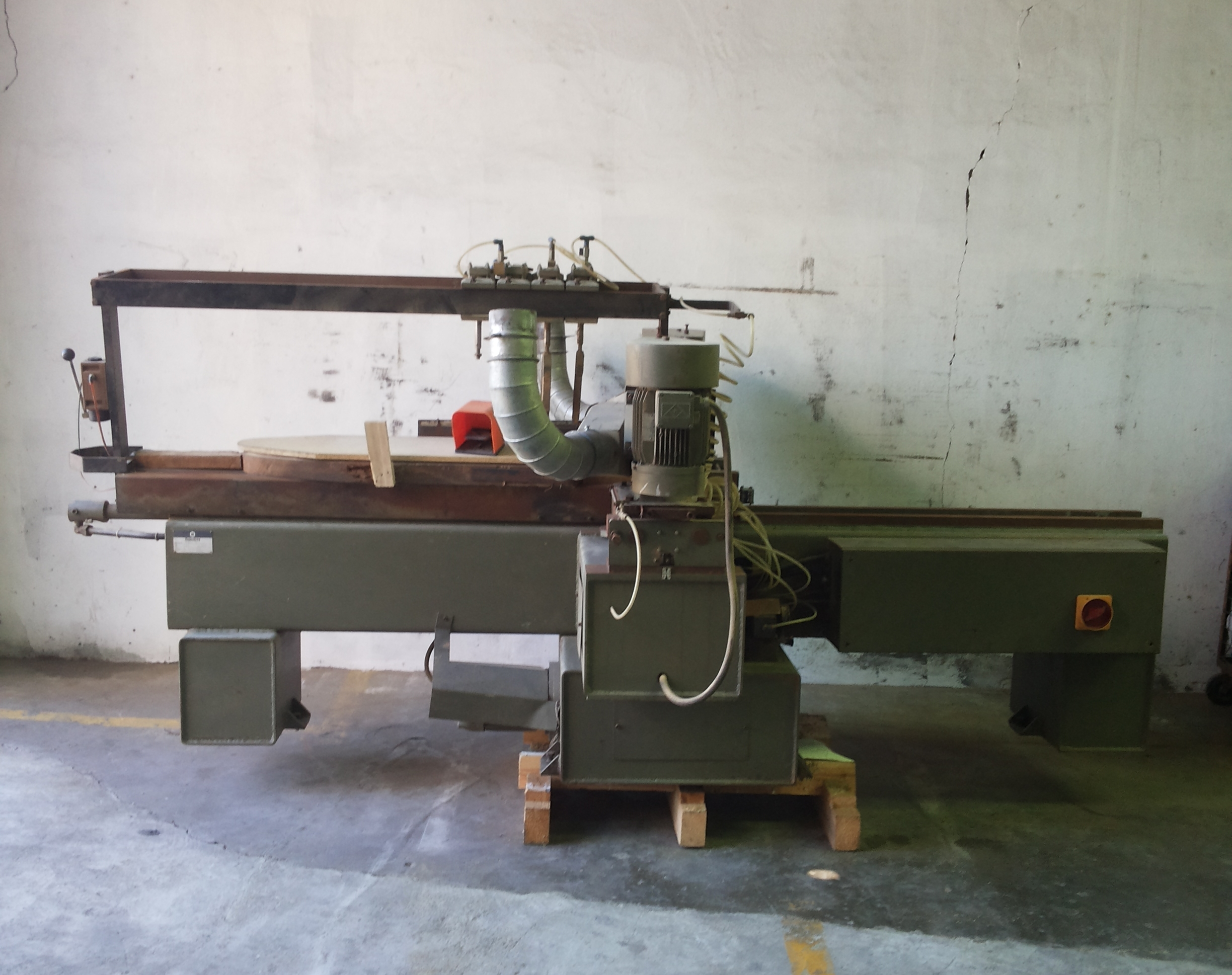 Wood Mill Machine ~ Ballestrini mini c wood milling machine exapro
