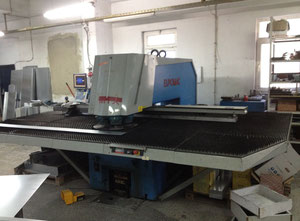 Euromac MTX 1250/30 Punching machine / nibbling machine with CNC