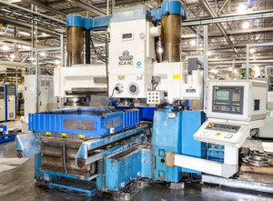 Oerlikon KC5-NC Jig boring machine
