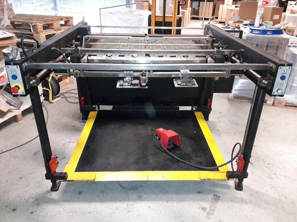 SPS Autostack 2 Screen printing machine - Exapro