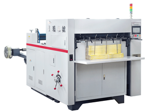 Pingyang Mingrui Machinery Co.,Ltd MR-850E Envelopes making and printing machine