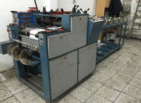 Ultra Üter PH 52- 24N Web continuous printing press