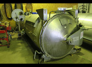 Used Barriquand Steriflow Autoclave