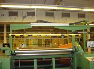 Hacoba USKT Sectional warping machine