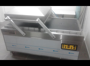 Used Yang Duetto Tray sealer