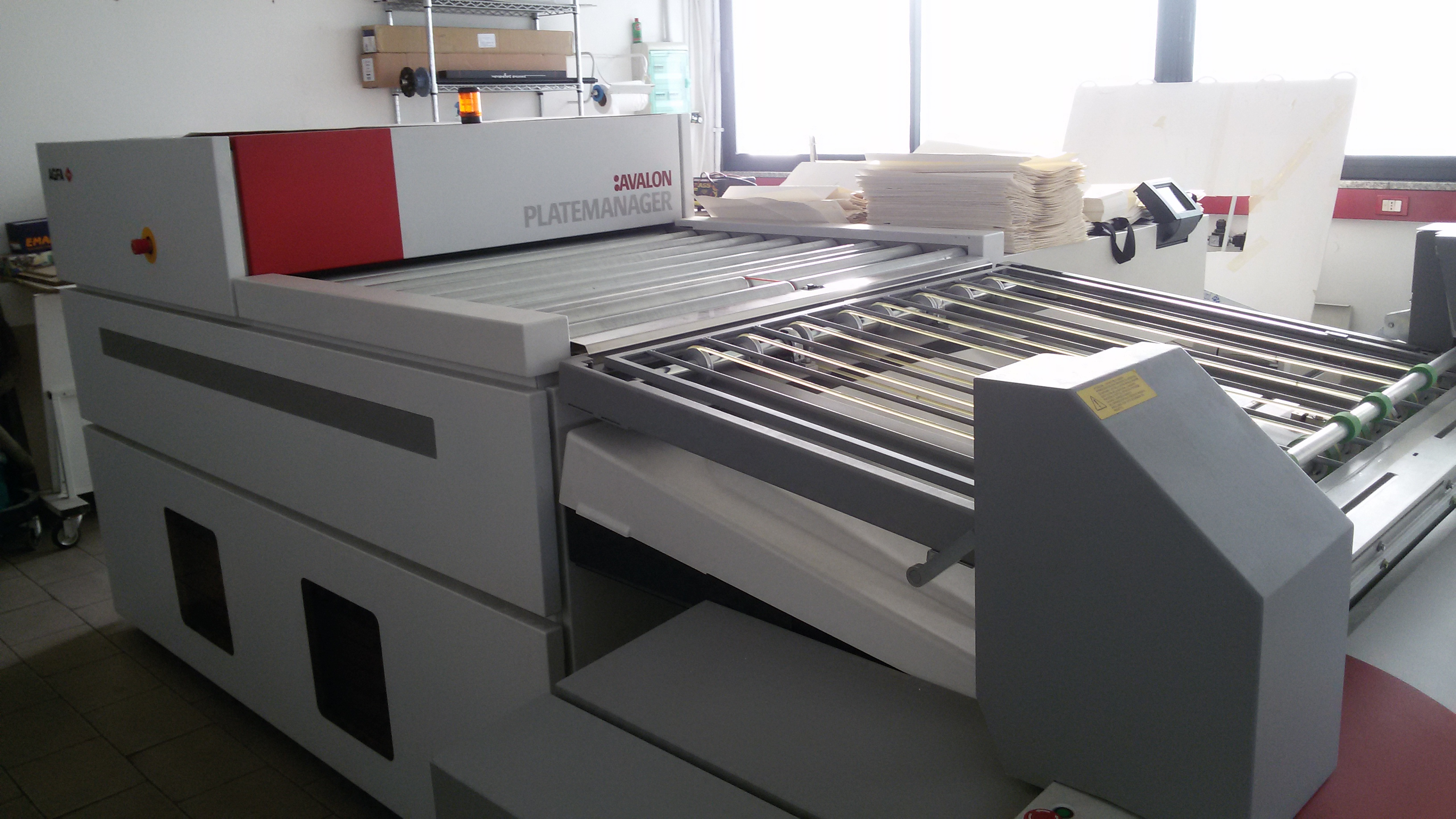 Offset-Printing - CTP Pre-Press Operation - YouTube  |Ctp