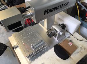 Marelltech R20 laser cutting machine