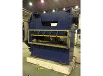 Erel 250 Ton Eccentric press