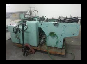 Polygraph BE22 Case making machine