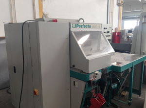 ! SPECIAL PRICE ! 2001 3 knifes trimmer  Perfecta SDY-2 ! MUST MOVE !