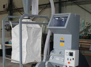 Plastic granulator 35/50VGA Recycling machine