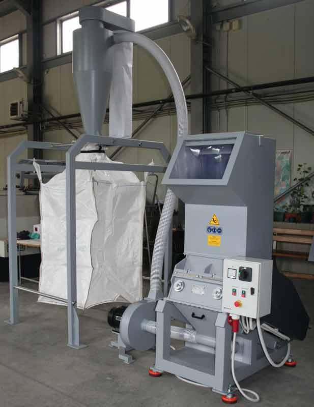 machine de recyclage plastique plastic granulator 35 40vga machines d 39 occasion exapro. Black Bedroom Furniture Sets. Home Design Ideas
