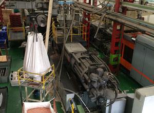 Sandretto MEGA H 2300/38000 Spritzgießmaschine