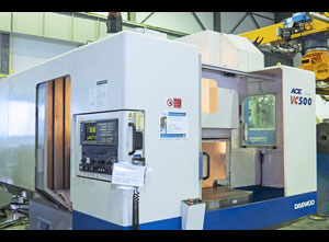 DAEWOO ACE VC 500 Machining center - palletized