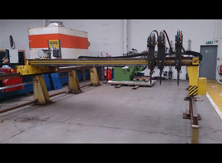 Esab Combirex CXD-P 4000 CNC P70321135