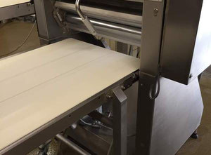Línea completa de producción de croissant, galletas Fritsch CTR