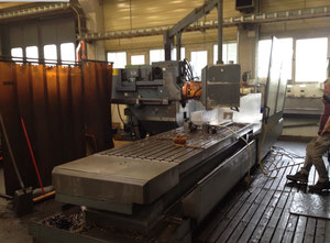 Reiden BF5 B cnc universal bed-type milling machine