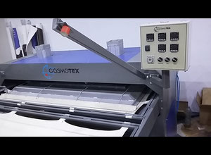 Cosmotex DEV Textile press