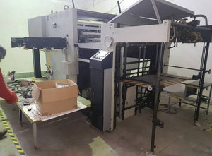Beiren MP1040B Die-cutter