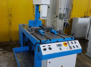 Jaespa V380DGHS band saw for metal