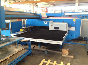 Used Finn-Power LP6 Combining machine laser / punch