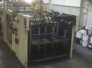 Sakurai SC-72 Screen printing machine