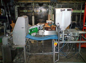 Used Cabinplant 4-head Filling machine - Various equipment