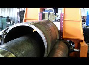 Silindir büküm makinası Roccia HR3WS30130
