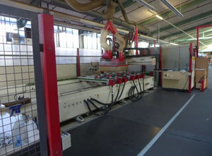 Ima Bima 410 Wood CNC machining centre