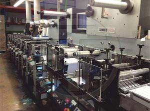 Impresora de etiquetas flexografía Converpress 330