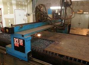 Machine de découpe plasma / gaz Vanad Arena 25 2000mmx6000mm