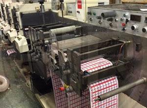Imprimante d'étiquettes - flexo Nilpeter F3000