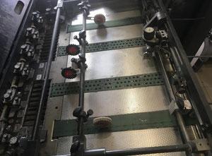 Ofsetový dvoubarevný stroj Heidelberg PM74-2