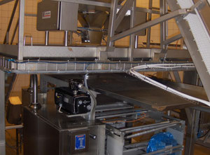 Cabinplant - used weighing and bagging line