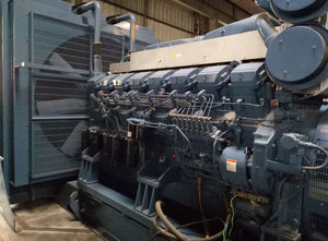 Holland S12 Generator set
