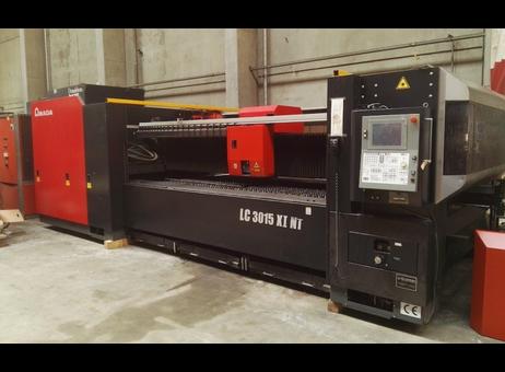 Amada Lc 3015 X1 Nt Laser Cutting Machine Exapro