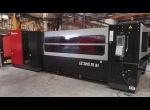 Řezačka - laserový řezací stroj Amada LC 3015 X1 NT