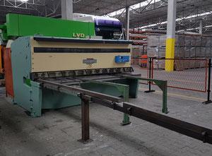 Cizalla guillotina hidráulica Perrot 12-3100