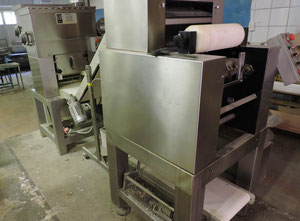 Italy LB 250 Evolution Complete pasta or pizza production line