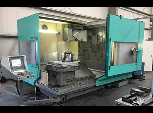 Used Deckel Maho DMU 125 P 5-sides Machining Centre