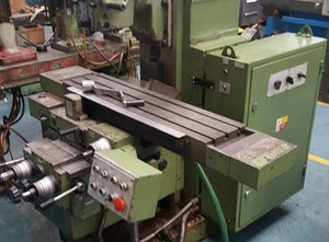 Cugir FU 25x1000 Horizontal milling machine