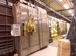 Stroj na zpracování izolačního skla Lisec IG LINE 2500 mm