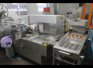 Hard Candy wrapping machine