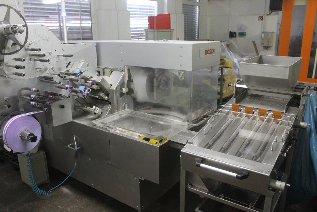Hard Candy wrapping machine - Exapro