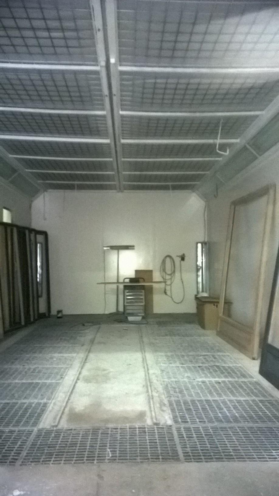 cabine de peinture weinmann standox machines d 39 occasion. Black Bedroom Furniture Sets. Home Design Ideas