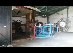 Plastika Machinery Rotomoulding plant