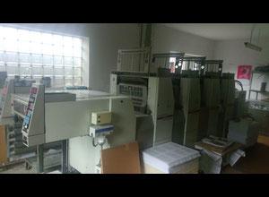 Adast Dominant 547 4 Farben Offsetdruckmaschine