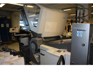 Heidelberg KH82/4KZR folding machine