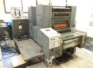 Heidelberg speed master 52-2 Offset two colours